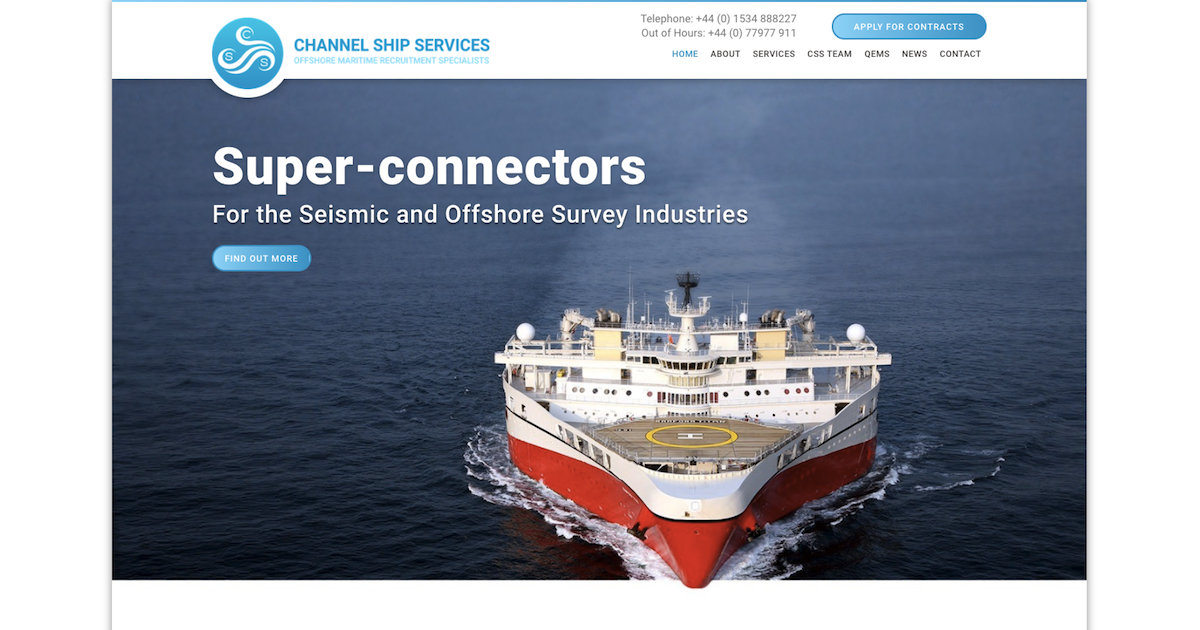 CSS - Offshore Maritime Recruitment Specialists
