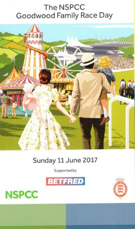 NSPCC Goodwood Race Day